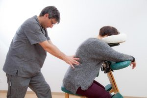 Formation au Massage assis